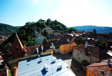 Sighisoara 4 by Luke Addison, on Flickr