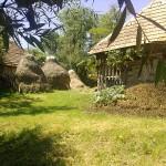 Bauernhof in Siebenbürgen
