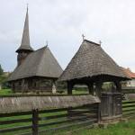 Holzkirche in Baica