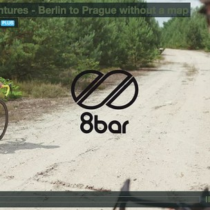 Berlin to Prague without a map