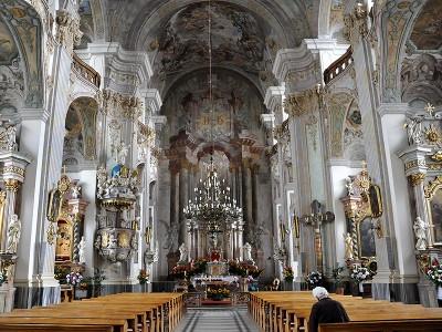 Kirche Heiliges Kreuz, Brzeg