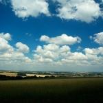 Landschaft in der Woiwodschaft Opole