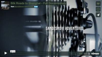 Silk Roads to Shanghai