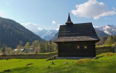 In der slowakischen Tatra