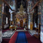 Walachei: Kloster in Snagov