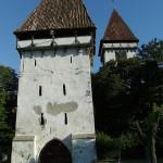 Wehrkirche in Agnita