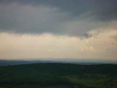 Landschaft bei Zalau