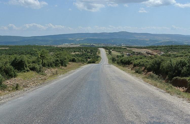 16. Etappe: Burgas (BG) - Saray (TK) 179 km