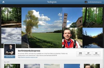 Follow Me: Instagram