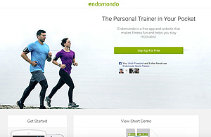 Follow Me On Endomondo