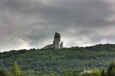 Denkmal der Gründer Bulgariens