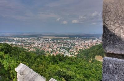 14. Etappe: Russe (BG) - Schumen (BG) 140 km