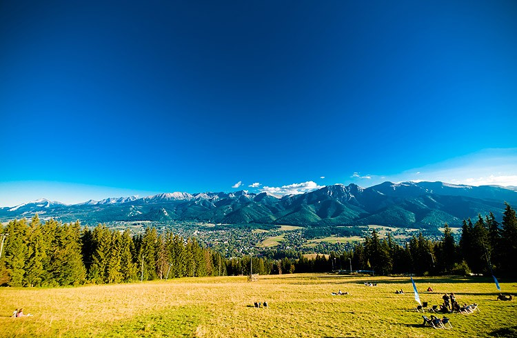 5. Etappe: Rzyki (PL) - Zakopane (PL) 99 km