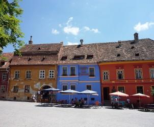 10. Etappe: Cluj-Napoca (RO) - Sigishoara (RO) 162 km