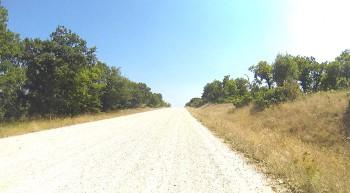 Schotter und Hitze in der Türkei.